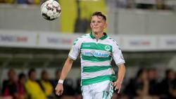 Fabian Reese traf zur zwischenzeitlichen 1:0-Führung für Fürth