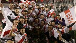 Nächster internationaler Titel für River Plate