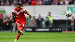 Spielt wohl auch nächstes Jahr in Düsseldorf: Kaan Ayhan