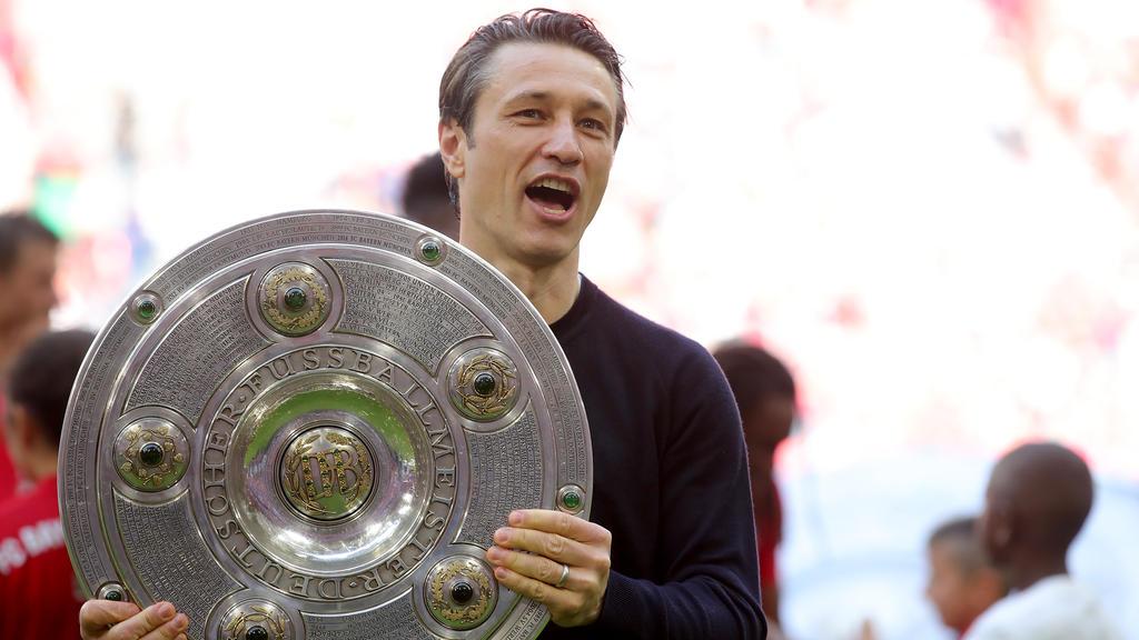 DFB-Pokalfinale - Double-Triumph für den