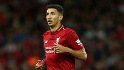 Marko Grujic steht noch bis 2023 beim FC Liverpool unter Vertrag