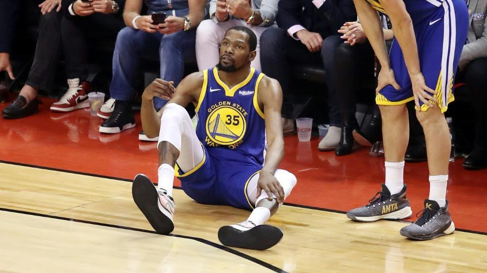 Achillessehnenriss: Kevin Durant erfolgreich operiert