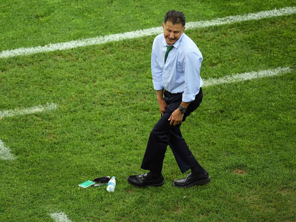 Juan Carlos Osorio ist von der FIFA gesperrt worden