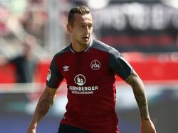 Adam Zreľák wird dem Club vorerst fehlen