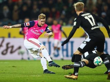 El Borussia Mönchengladbach fue superior a su rival. (Foto: Getty)