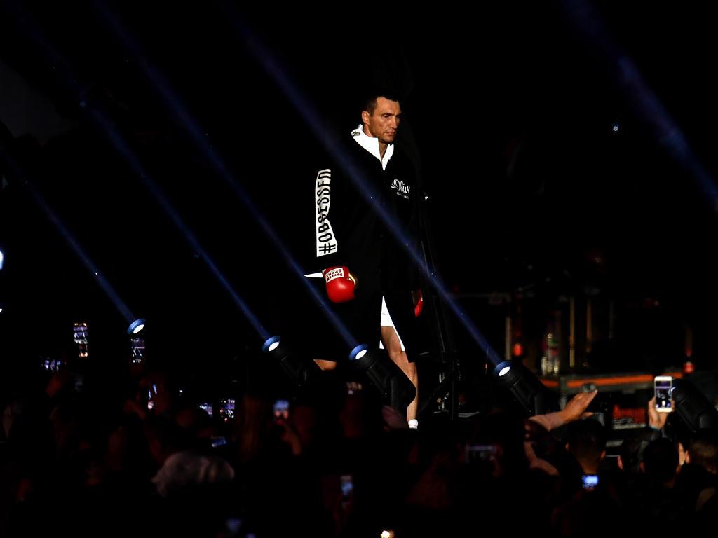 Wladimir Klitschko versteigert seinen letzten Kampfmantel