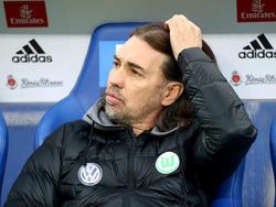 Misst dem Disput seiner Spieler Dimata und Didavi keinen großen Wert bei: Wolfsburg-Coach Martin Schmidt