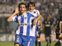 Lincoln trifft gegen Figueirense