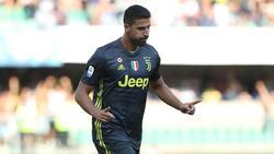 Sami Khedira hat bei Juventus wohl keine Zukunft