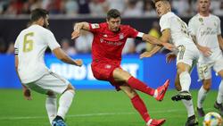 Der FC Bayern konnte Real Madrid in Texas bezwingen - Auch Robert Lewandowski traf