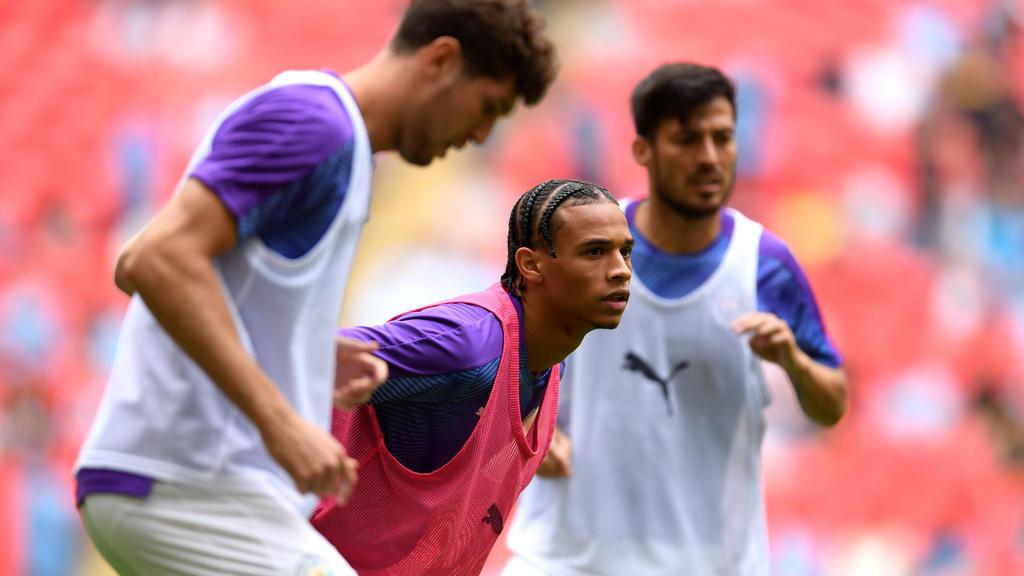 Leroy Sané wird vom FC Bayern umworben
