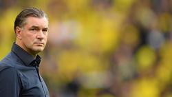 Sucht für den BVB angeblich einen neuen Stürmer: Michael Zorc