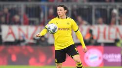 Nico Schulz ging zuletzt mit dem BVB beim FC Bayern unter
