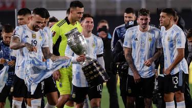 Nächster Rekord für Lionel Messi