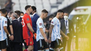 Lo Celso (M.) von Tottenham Hotspur dürfte mit Argentinien wieder spielen