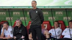 Enttäuschender Gladbach-Start für Adi Hütter