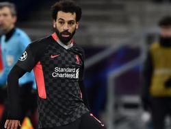 Mo Salah schraubte sein Torkonto weiter nach oben