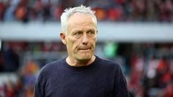 Christian Streich stand beim FC Bayern auf dem Zettel
