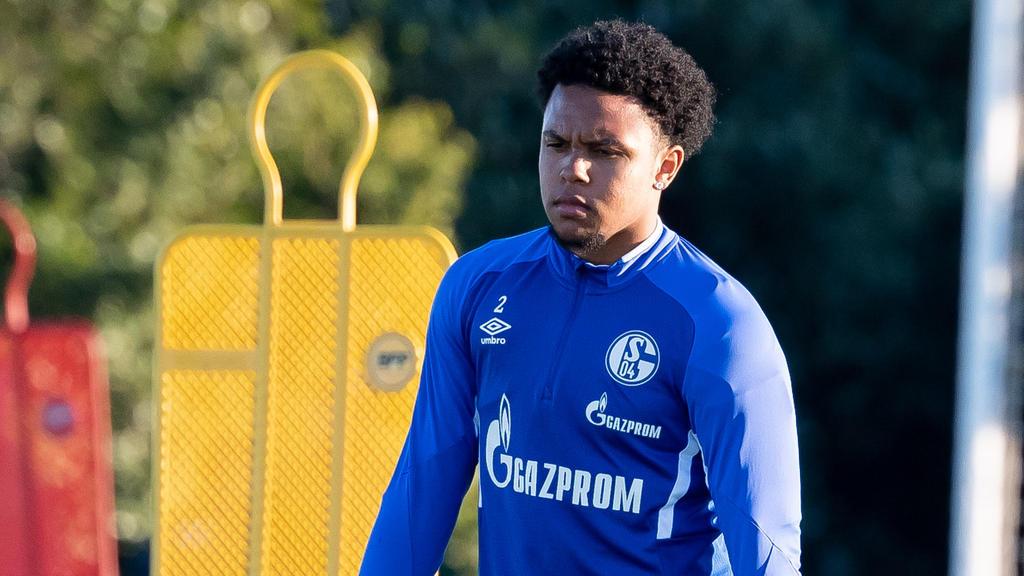 Weston McKennie könnte dem FC Schalke 04 schon bald wieder zur Verfügung stehen