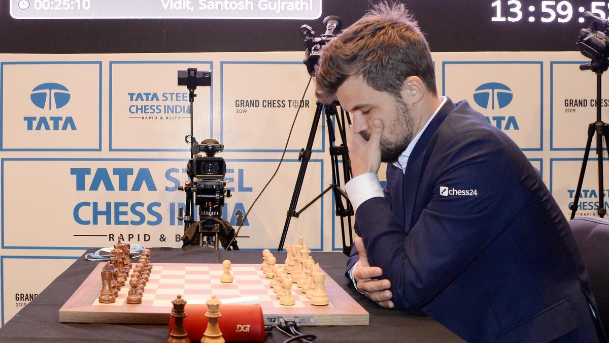 Schachspieler Magnus Carlsen ist Topverdiener im eSports