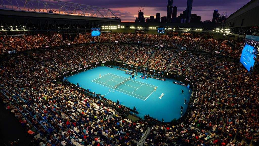 Auch die US Open könnten verschoben werden