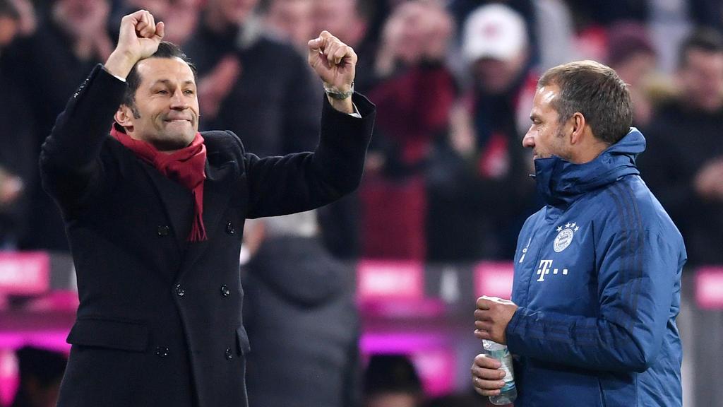 Machtkampf zwischen Flick und Salihamizdic beim FC Bayern?