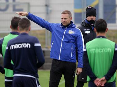 SKN-Trainer Robert Ibertsberger