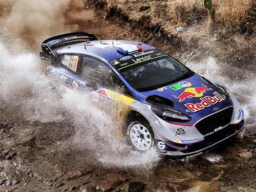 Die WRC orientiert sich an der Formel 1
