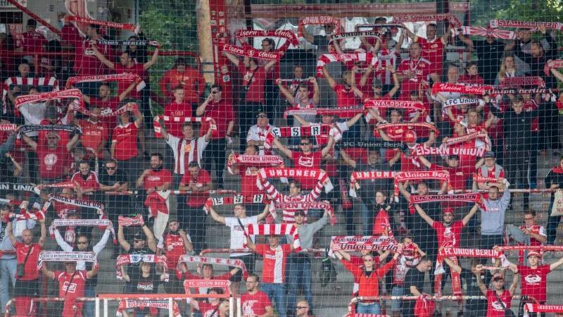 Der 1. FC Union Berlin plant ein Testspiel mit Fans ohne Abstandsregeln