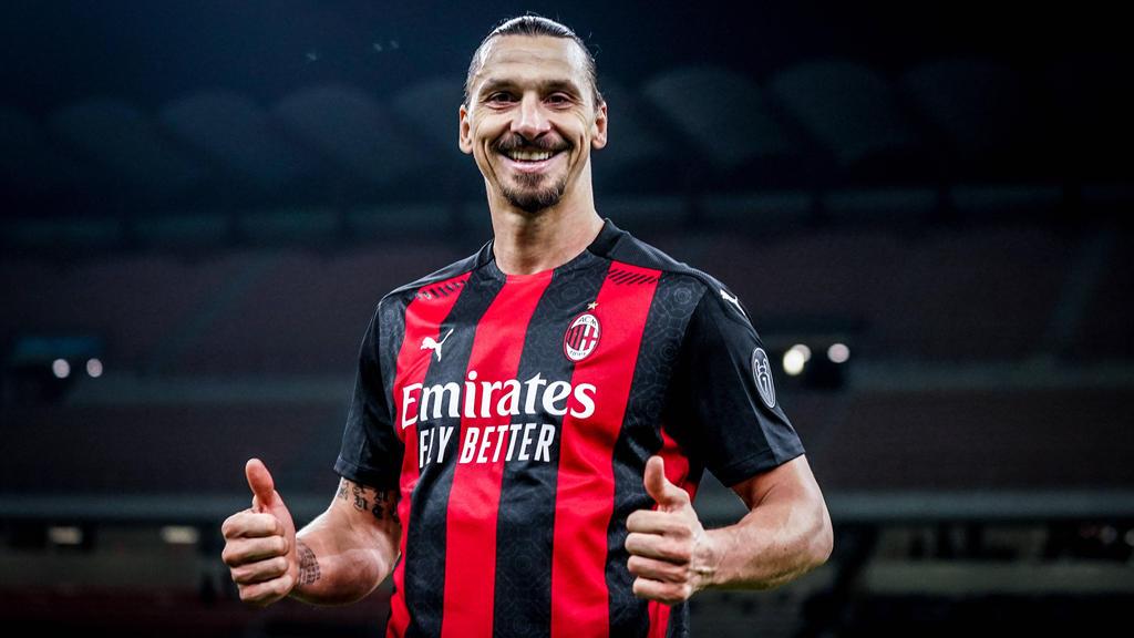 Zlatan Ibrahimovic wurde zu