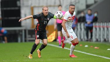 Kroatien und die Türkei trennten sich mit einem Unentschieden