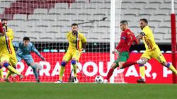 Ronaldo vivió otra gran noche en su país.