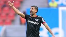 Kerem Demirbay empfängt mit Bayer Leverkusen den BVB