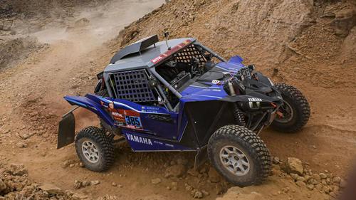Für Mattias Ekström ist es die erste Rallye Dakar