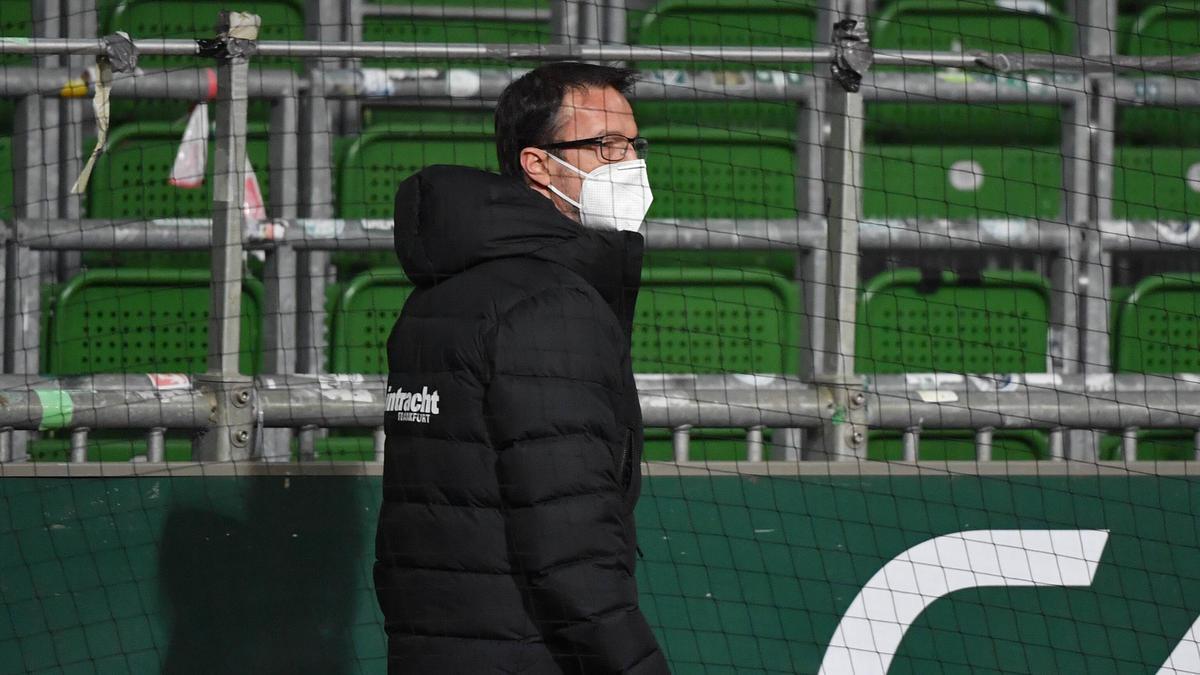 Freid Bobic steht bei Eintracht Frankfurt vor dem Absprung