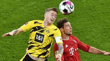 Reus und Goretzka könnten sich bei FC Bayern vs. BVB gegenüberstehen