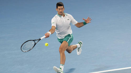 Novak Djokovic steigt bald wieder ins Turnier-Tennis ein