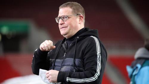 Gladbach-Manager Max Eberl richtete einen emotionalen Brief an die Fans