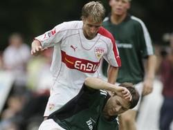 Kämpfen für die Bundesliga