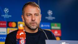 Hansi Flick und der FC Bayern empfangen Union Berlin