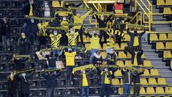 Die Fans sind eher auf Seiten des BVB