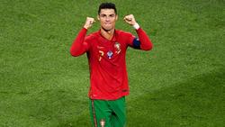In Top-Form: Cristiano Ronaldo