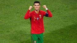 Ein Elfmetertor beschert Cristiano Ronaldo einen neuen Rekord