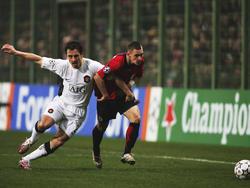 CL 2006/2007: Lille gegen Manchester