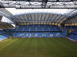 Stadion Miejski Poznan