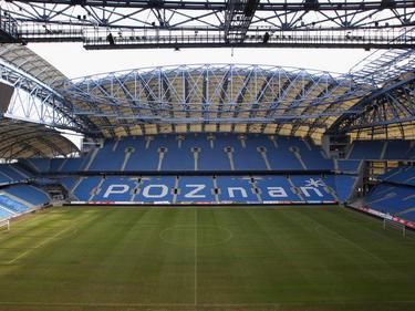 Das runderneuerte Städtische Stadion in Posen ist bei der EM 2012 Spielort der Gruppe C. Italien, Kroatien und Irland werden hier die Klingen kreuzen.