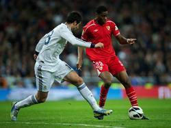 Primera División 2012/2013: Real Madrid vs. FC Sevilla (4:1)