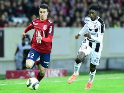 Duell ohne Sieger zwischen Lille und Rennes