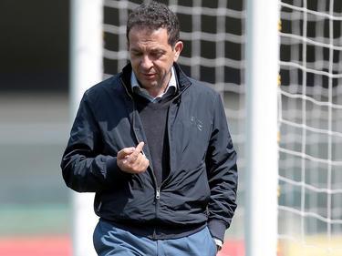 Antonio Pulvirenti ist der Präsident von Catania Calcio