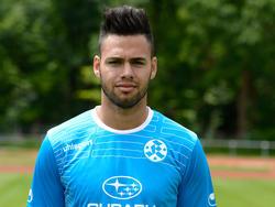 Daniel Engelbrecht könnte bald wieder in der 3. Liga auflaufen